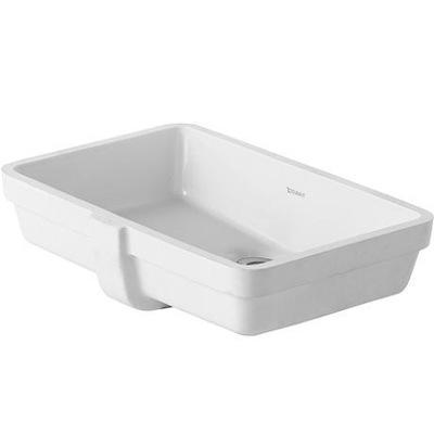 Umývadlo Duravit Vero Podomietková miska 48.5x31.5