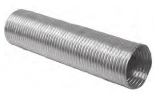 Труба ALUFLEX SPIRO алюминиевая fi100/3M вентиляция