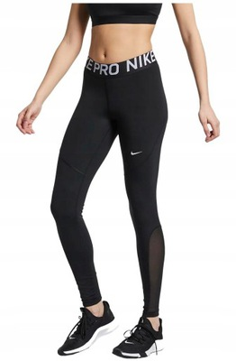 Nike Dri fit legginsy biegowe siłownia fitness S