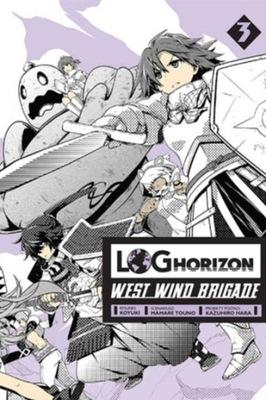 Log Horizon - West Wind Brigade #3