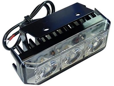 LED výstražné lampy KOHÚT blikajúce !
