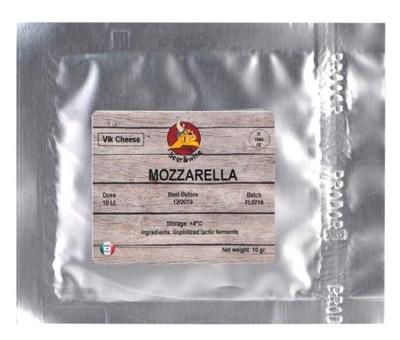 культуры бактерий для Сыр типа МОЦАРЕЛЛА на 10Л