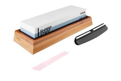 Stroj Ostrým Nožom vodný kameň 400/1000+Kit
