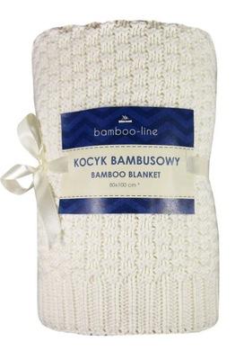 Texpol Pracovných Bambusu Deka 80x100-Béžová
