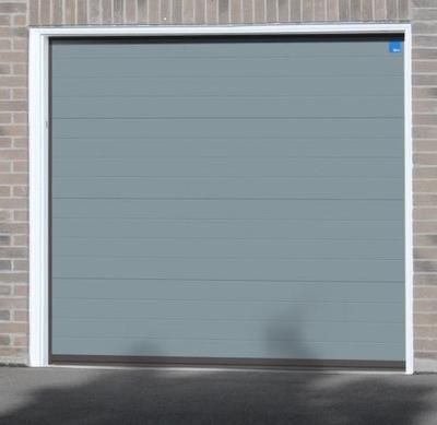 brama garażowa NICE Classic 2500x2250, Bydgoszcz