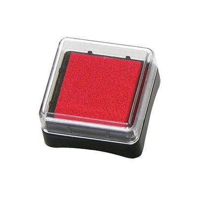 Чернила пигмент мини подушка - красный