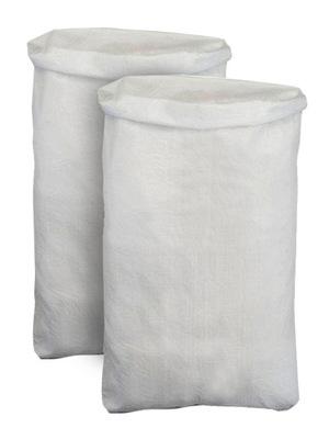 мешок, необходимые для Белый на зерно 65x105cm 50кг