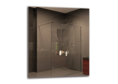 зеркало для ванной комнаты 60x70 РУЧКИ СТАНДАРТ M1ST-01