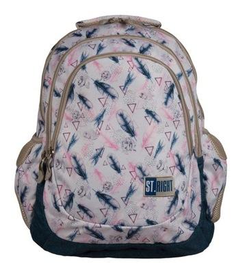 Školské tašky - tri-priestoru batoh St. Právo 27 L, Boho BP6