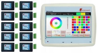 Sterownik kontroler do taśma cyfrowa LED RGB RGBW