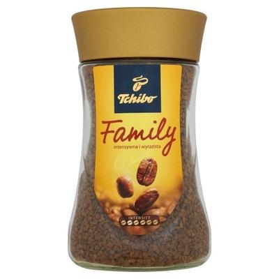 Tchibo кофе Family Instant 200г (00381)