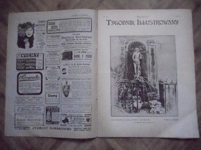 TYGODNIK ILLUSTROWANY NR 48 26.11.1910