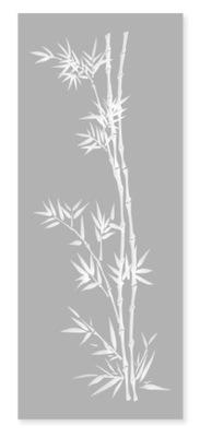 Vzor maľovanie wielorazowy 194 cm Bamboo 3