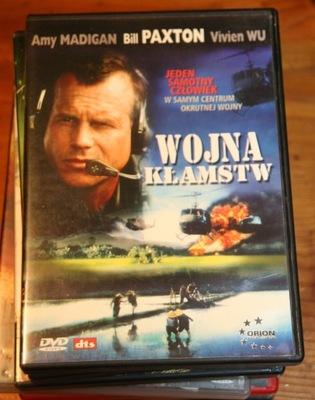WOJNA KŁAMSTW      DVD