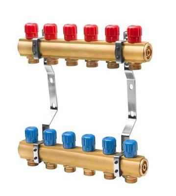 Dávkovač s ovládaním ventilu, 4 schémy