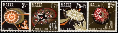 Мальта. Мне 501-504 ** - INSTAGRAM Рождество 1974