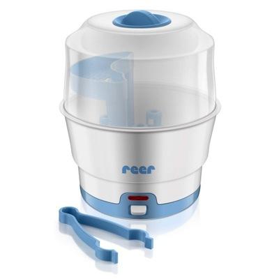 Elektrický parný sterilizátor na 6 fliaš REER