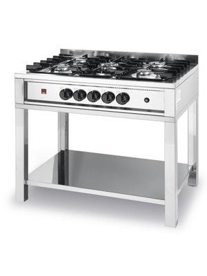 Кухня газовая 5 -плита Hendi 2 года гарантии