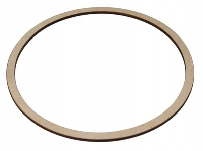 деревянная Кольца кольцо Круг для ловец снов 62см