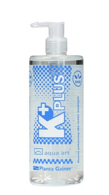 PLANTA GAINER K+ 500 ml # POTAS # NAWÓZ # AQUA ART