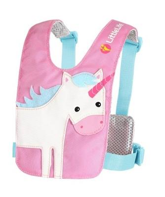 Bezpečnostné popruhy, LittleLife - Unicorn