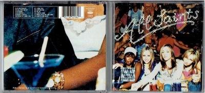 CD ALL SAINTS - SAINTS & SINNERS