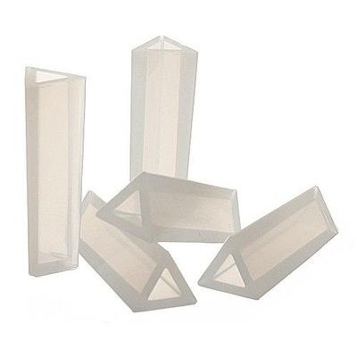 BFS14 Форма силиконовая для смол треугольник .16x14x49mm