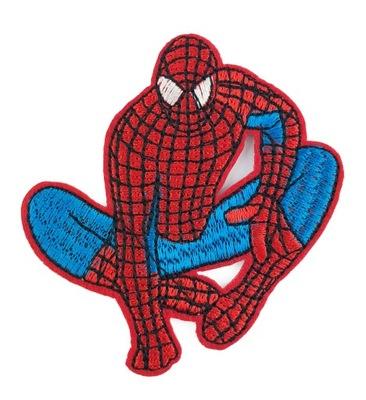 ПАТЧ Полоса термо Человек-паук ?????????? 7cm