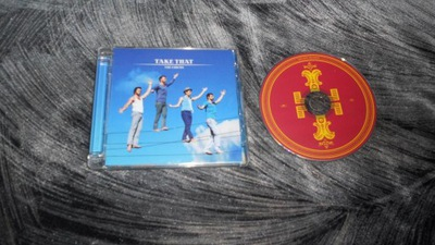 TAKE THAT, the circus, cd 2008
