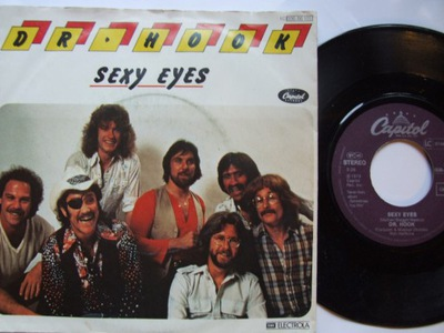 DR HOOK - SEXY EYES - HELP ME MAMA