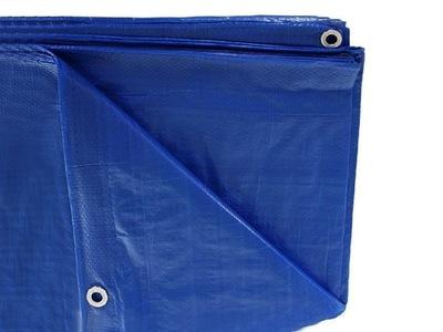 Markíza modré 70 g/m2 - 6x10 m filmu