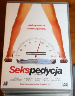 SEKSPEDYCJA     DVD
