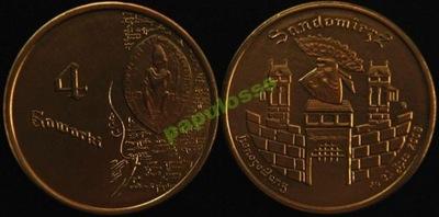 4 Goworki - I emisja Sandomierz 2008 r. - OKAZJA !