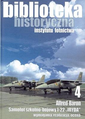 SAMOLOT SZKOLNO-BOJOWY I-22 IRYDA Baron NOWA spis