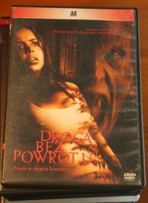 DROGA BEZ POWROTU        DVD