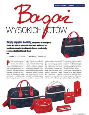 KOSMETYCZKA REED 7553 MARINA NAVY Nowość !!!