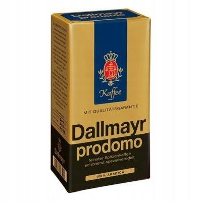 Dallmayr PRODOMO 500? кофе молотая 100 % Арабика