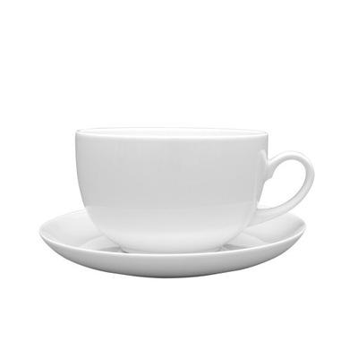 ЛЮБИМАЯ ДОРОТА чашка с тарелкой 450 мл/17 ,5 см