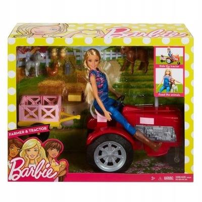 Barbie bábika napríklad poľnohospodár Traktora FRM18