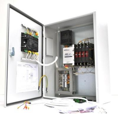 Systém manažérstva Kipor ATS 230 /400V