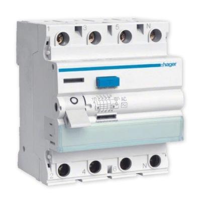 HAGER Выключатель różnicowoprądowy 4P 40A CDC440J