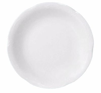 C000 ТАРЕЛКУ плитки 17 см белая KAMELIA