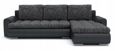 Narożnik TOKIO VI funkcja SPANIA sofa rogówka