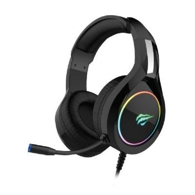 Havit H2232 Słuchawki Gamingowe Dla Graczy RGB USB