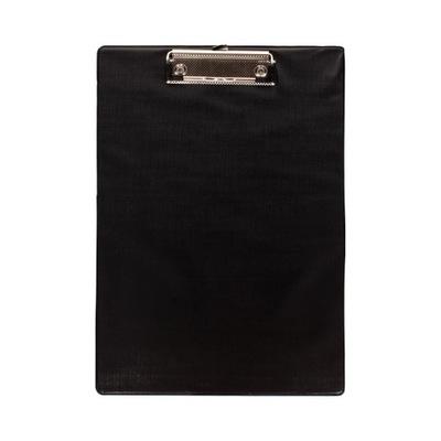 Deska z klipem A4 czarna PVC D'Rect