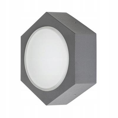 Svietidlo fasádne - 7964 RABALUX AVOLA LED LAMPA na STENU FASÁDY