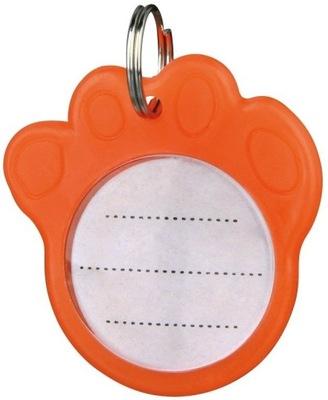 Трикси adresówka для собаки ЛАПКА 3 ,5 см