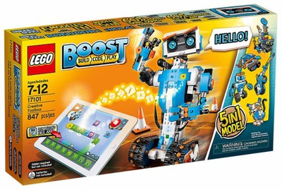LEGO Set creative BOOST 5in1 17101