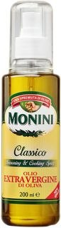 Monini оливковое масло оливковое  vergine спрей 200 мл