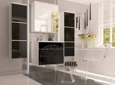 Мебель для ванной комнаты блеск ? instagram . Пуш Click